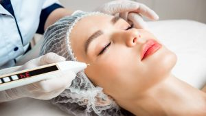 Nano Infusion Facial Therapy with Pen